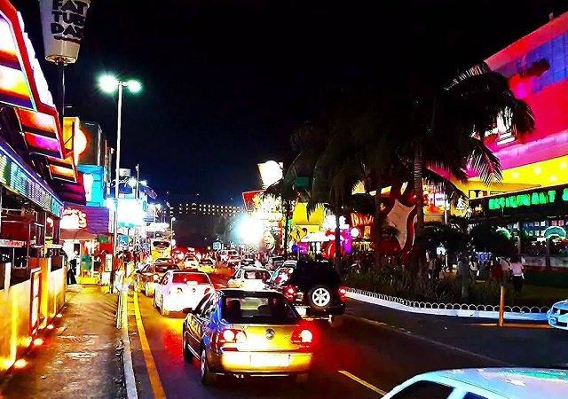 O que fazer à noite em Cancún