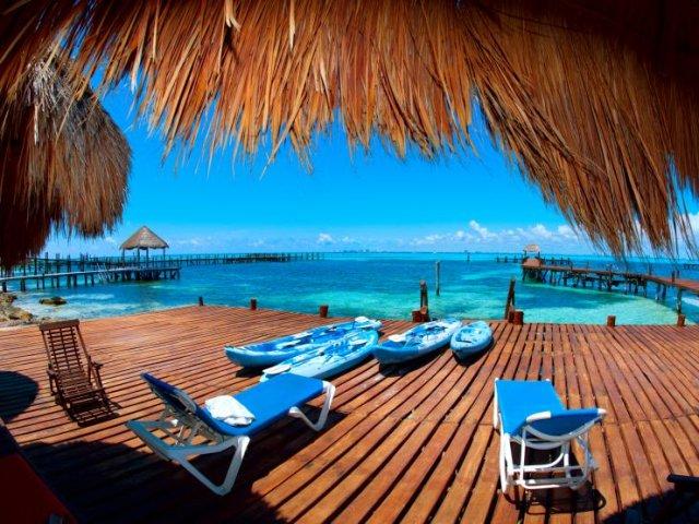 Fuso horário em Cancún x Brasil