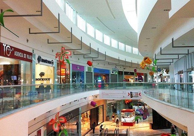 Shoppings e outlets de Cancún