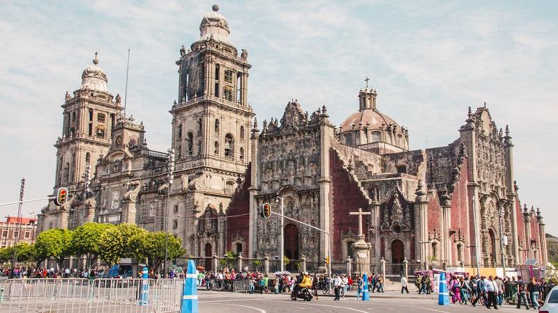 Centro da Cidade do México