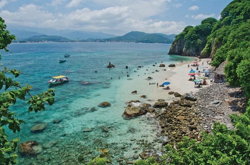 3 lugares esplêndidos para visitar no México durante o verão